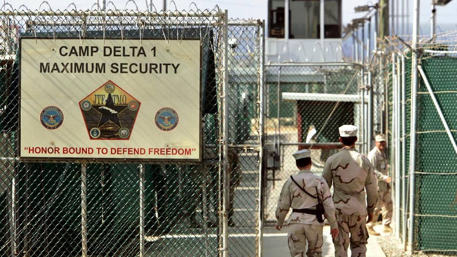 President Donald Trump signs executive order to keep open the U.S. military prison at Guantanamo Bay; Republican senator from Oklahoma and member of the Senate Armed Services Committee weighs in.