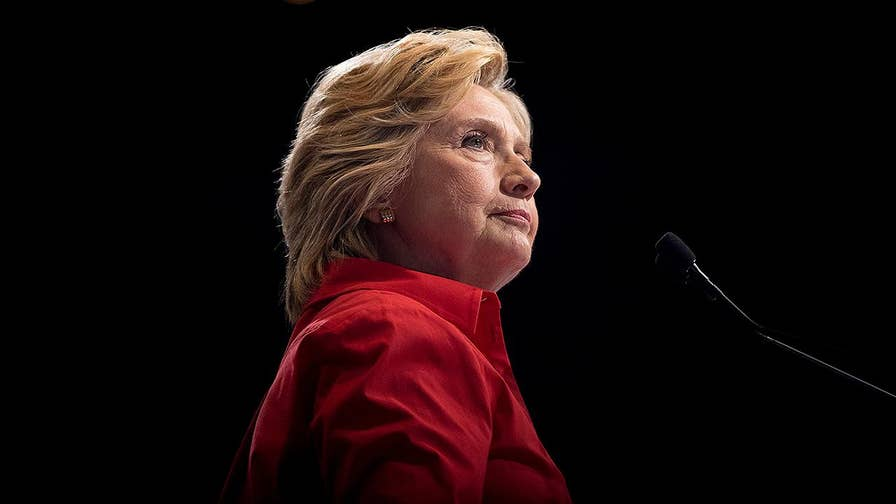Clinton faces mounting criticism for not firing Burns Strider, a top aide to Clinton's 2008 presidential campaign who was accused of sexual misconduct by a young woman on the staff; reaction and analysis from Hugo Gurdon, editorial director at The Washington Examiner.