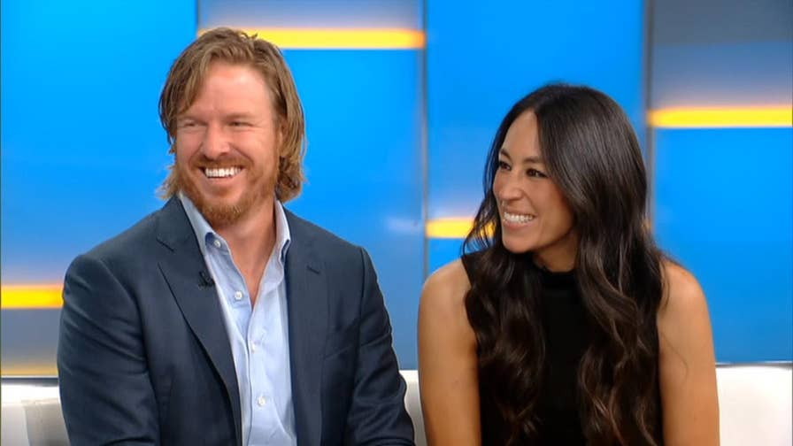 'Fixer Upper's' Chip Gaines takes to social media and reveals how he got 'teary eyed' over heartfelt notes from his four kids
