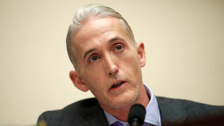 Gowdy, who says he plans to return to the justice system, joins more than 30 House Republicans who are retiring or running for another office; reaction and analysis from Peter Nicholas, White House reporter for the Wall Street Journal.