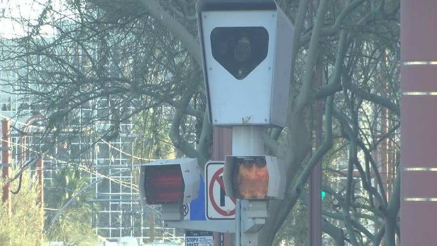Camera enforcement on the roads is up for debate throughout the nation, whether it's either safe or constitutional