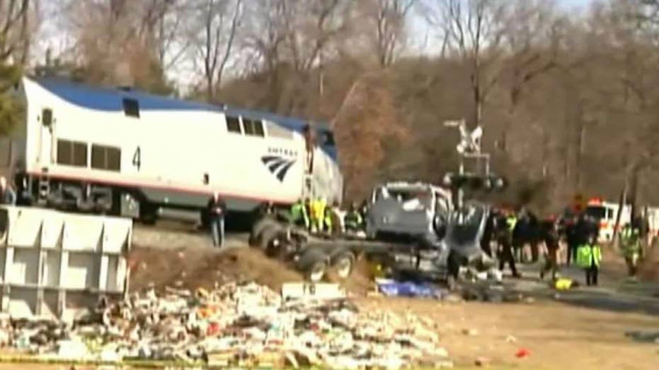 NTSB sends 'Go Team' to scene of GOP train crash