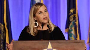 Mayor Megan Barry says she won't resign as questions swirl over taxpayer-funded trips she took alone with her lover, including one to Greece; Steve Harrigan reports.