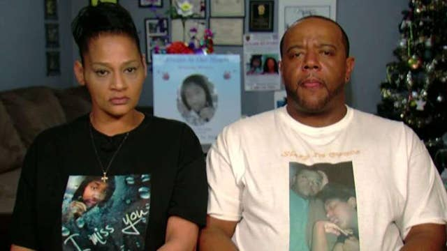 Parents of MS-13 victim share experience as SOTU guests