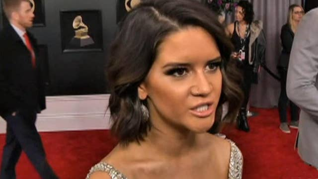 Maren Morris shares message for young fans