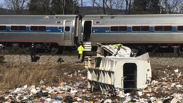 Rep. Michael Burgess describes fatal train crash
