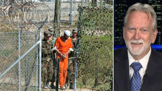 Dr. Mitchell: An open Gitmo is essential to keeping us safe