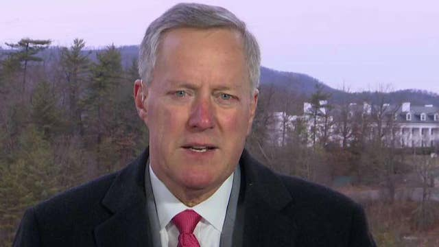 Meadows: FISA memo release will be a good day for Americans
