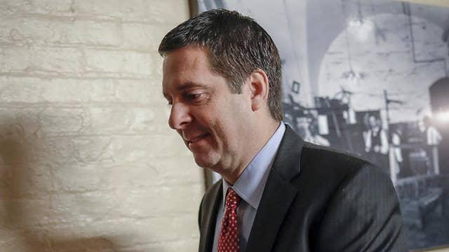 White House, FBI at odds over Nunes surveillance memo