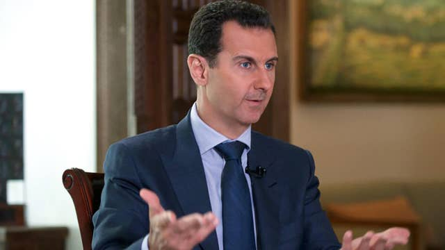 US says Syria may be changing use of chemical weapons