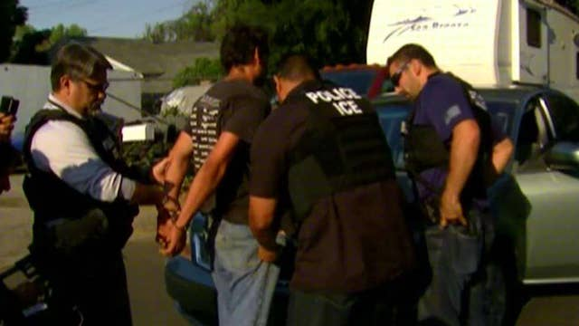 Feds to arrest more undocumented immigrants at courthouses