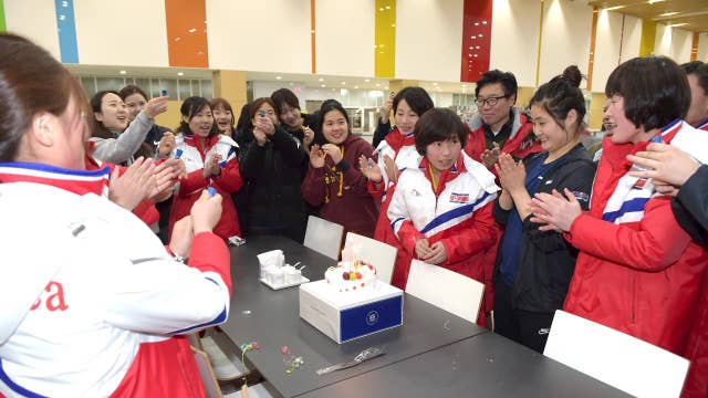 South Korea welcomes North Korean athletes to Olympics