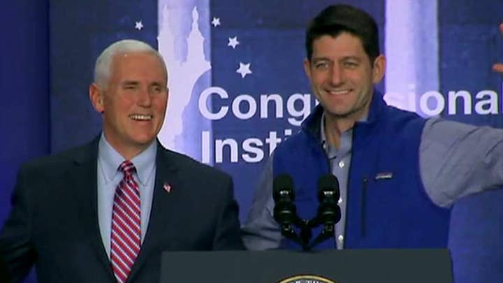 GOP makes midterms a priority at West Virginia retreat