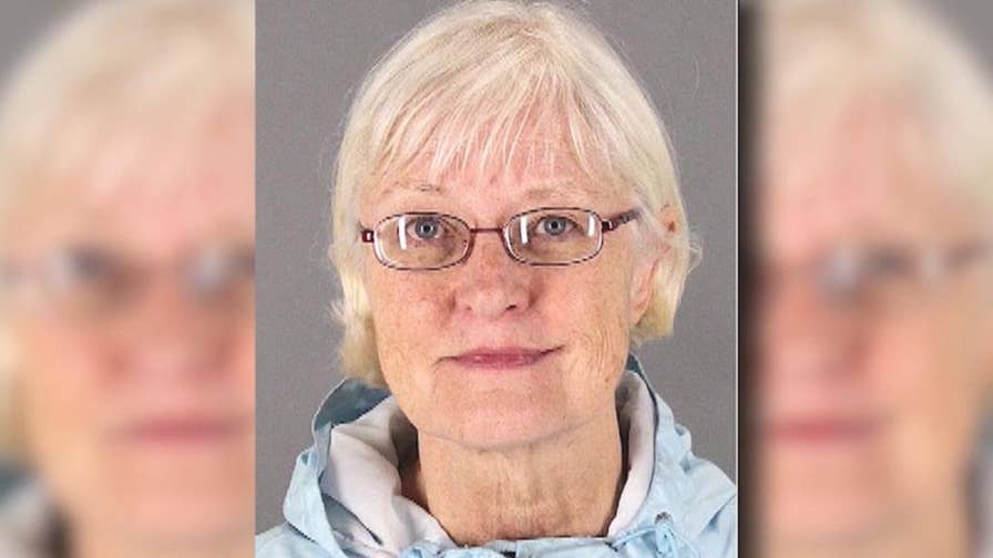 66-year-old Marilyn Hartman, accused of theft and attempting to sneak on flights, shouted during court hearing, raising more concern for her mental well-being.