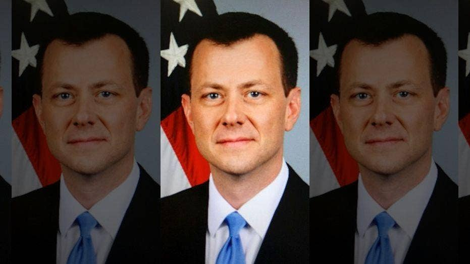 New questions over Peter Strzok's role in Clinton probe