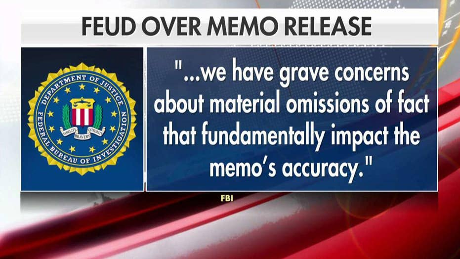 Surveillance memo could be released over FBI objection