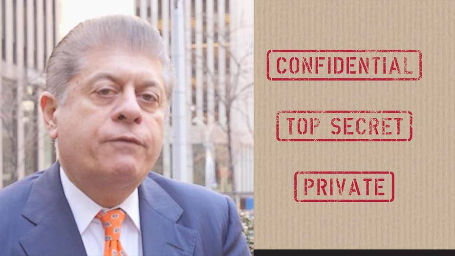 Napolitano: Who's Lying, Spying and Hiding