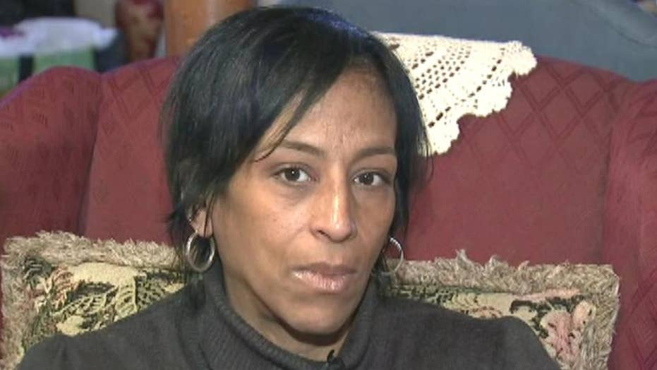 Mother of MS-13 victim grateful for Trump's recognition
