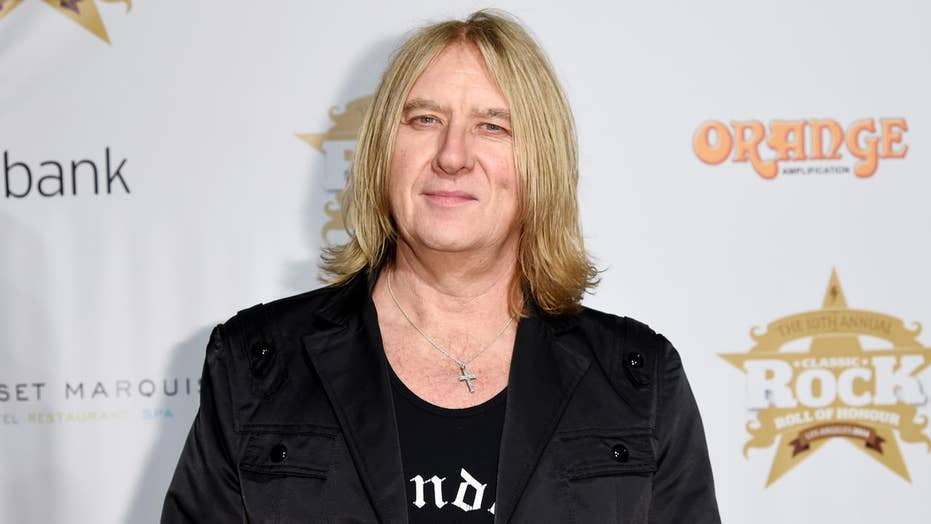 Def Leppard frontman Joe Elliott on why 'Pour Some Sugar on