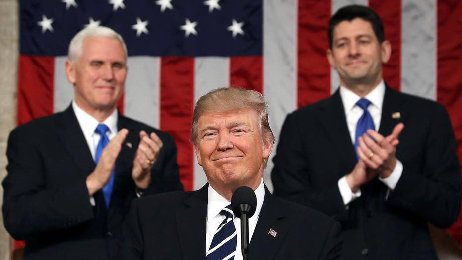 President Trump's State of the Union address divides media
