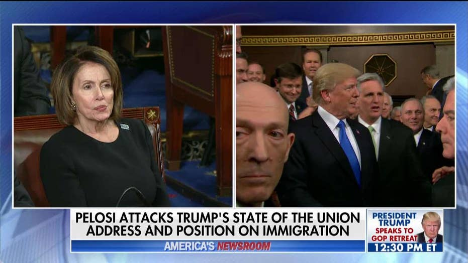 Hurt: Pelosi Consumed With Hatred for Trump, Has No Vision for Her Party