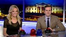 This week's news quiz on the week's current events features Fox News Headlines 24/7 reporter Carley Shimkus and Townhall.com's Guy Benson.#Tucker