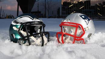 Sportscaster Jim Gray has the scoop on the Eagles-Patriots matchup in Minnesota.