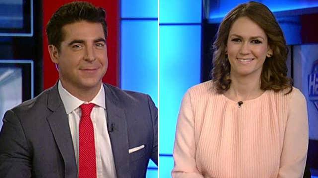 Jesse Watters, Jessica Tarlov debate FISA memo release