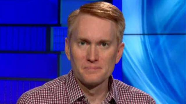 Sen. Lankford on McCabe's role in the Clinton investigation