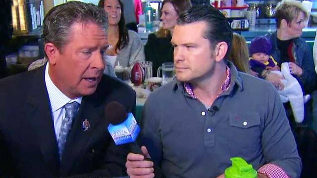 Breakfast with 'Friends': Dining with Dan Marino