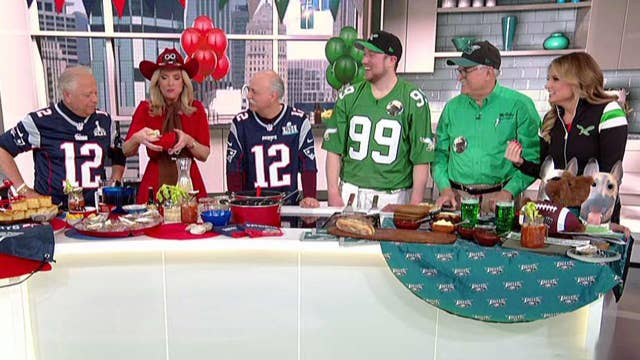 After the Show Show: Super Bowl cook-off