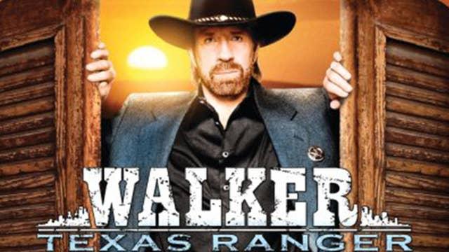 Chuck Norris sues for 'Walker, Texas Ranger' royalties