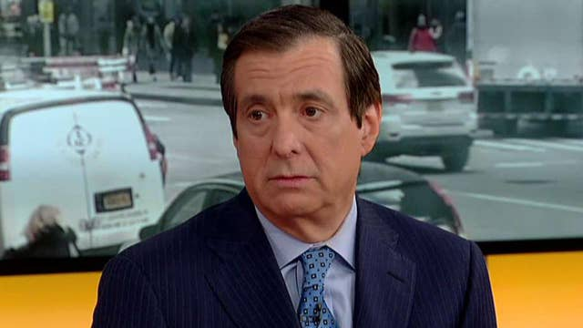 Kurtz on the memo: You can start to see Trump's world view