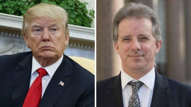 Nunes memo states Steele had personal animus toward Trump