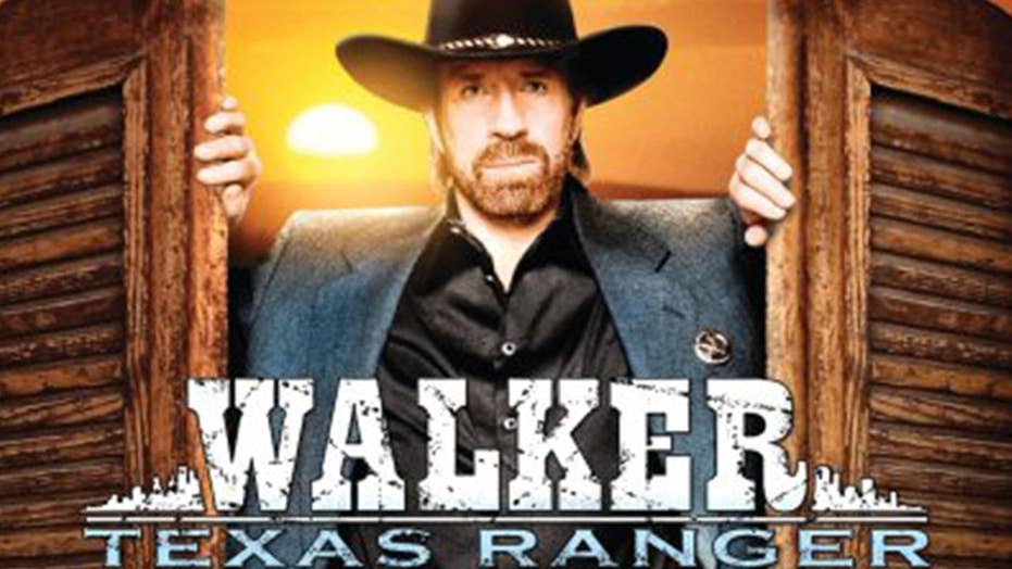Chuck Norris sues for 'Walker, Texas Ranger' royalties