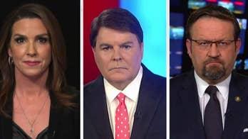 Gregg Jarrett, Sara Carter and Sebastian Gorka react on 'Hannity' to the release of the FISA memo.