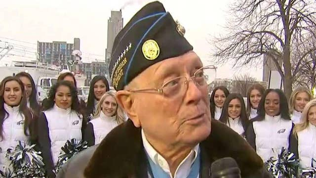 NFL to salute Medal of Honor recipients at Super Bowl LII