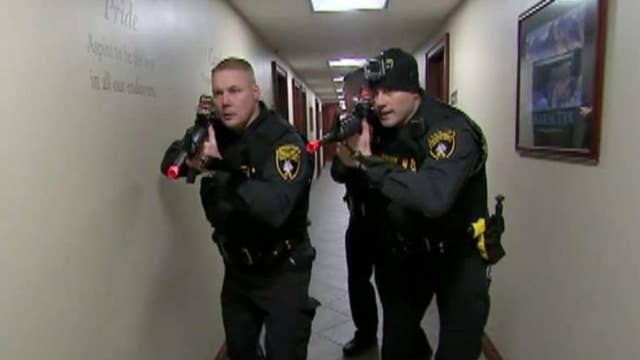 Increasing number of businesses seek active shooter training