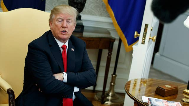 Trump tweets that memo 'vindicates' him in Russia probe