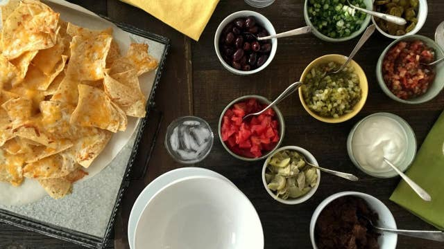 Avoiding the flu at your Super Bowl party