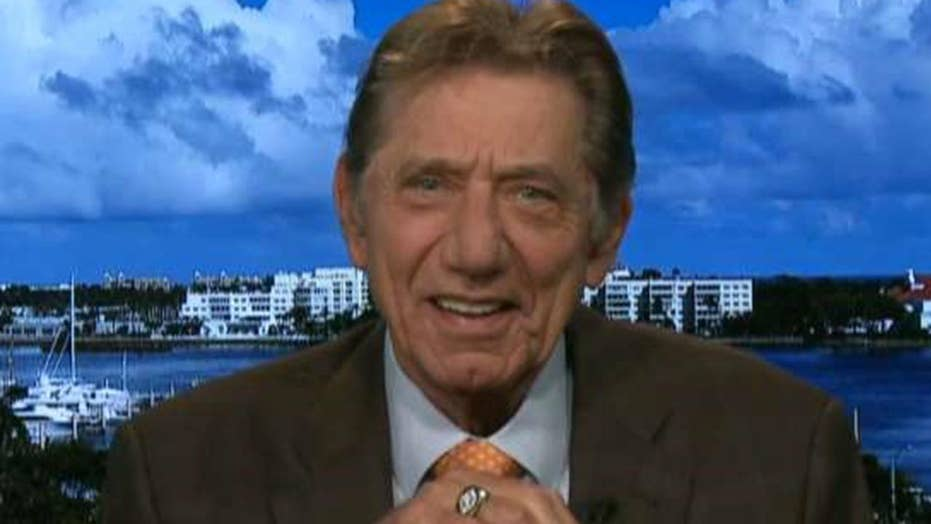 Joe Namath talks football concussions, Super Bowl 52