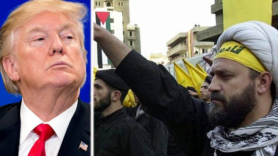 Trump administration places new sanctions on Hezbollah