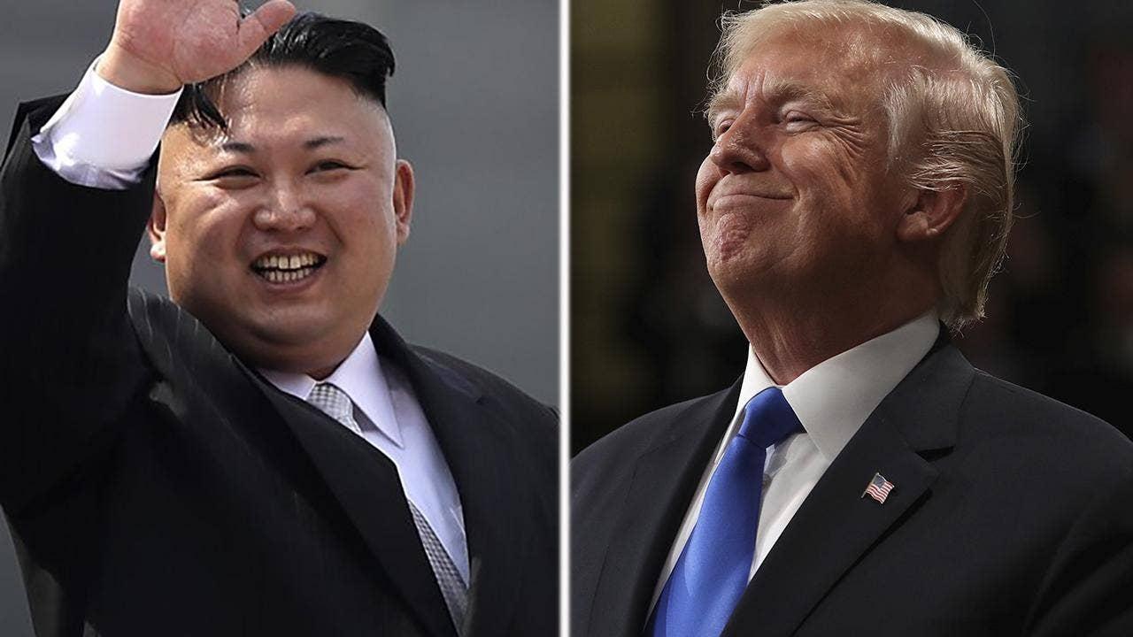 Trump: South Korea to make 'major statement' on North Korea at 7 pm ET