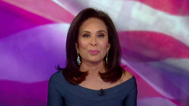 Judge Jeanine: They needed reason to spy, so they made it up