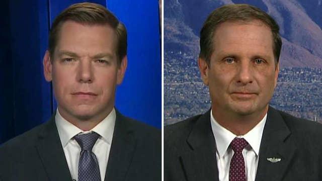 Reps. Stewart and Swalwell debate significance of Nunes memo