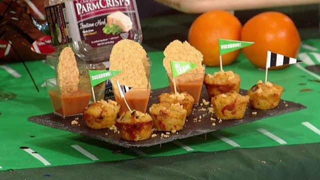 Last-minute Super Bowl party menu ideas