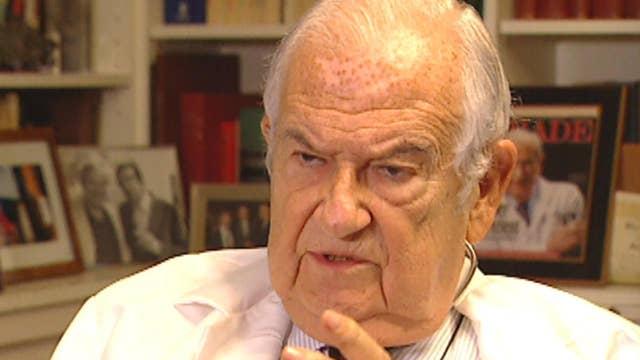 Remembering Dr. Isadore Rosenfeld 1926-2018