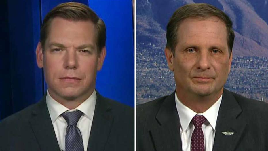 Reps. Stewart and Swalwell debate significance of Nunes memo