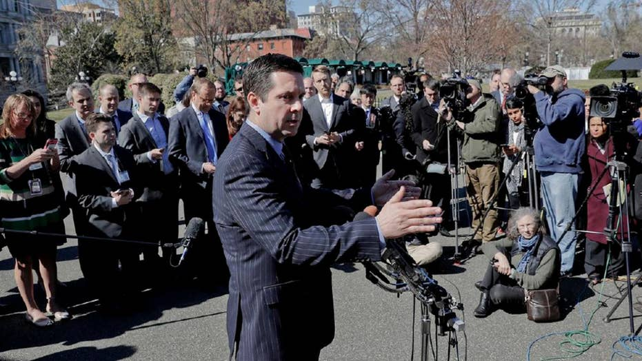 Media furor over GOP memo