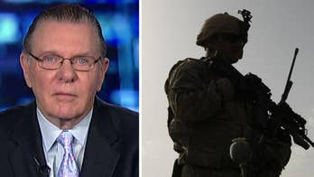 Fox News military analyst reacts to reports of U.S. shifting troops from Iraq to Afghanistan.